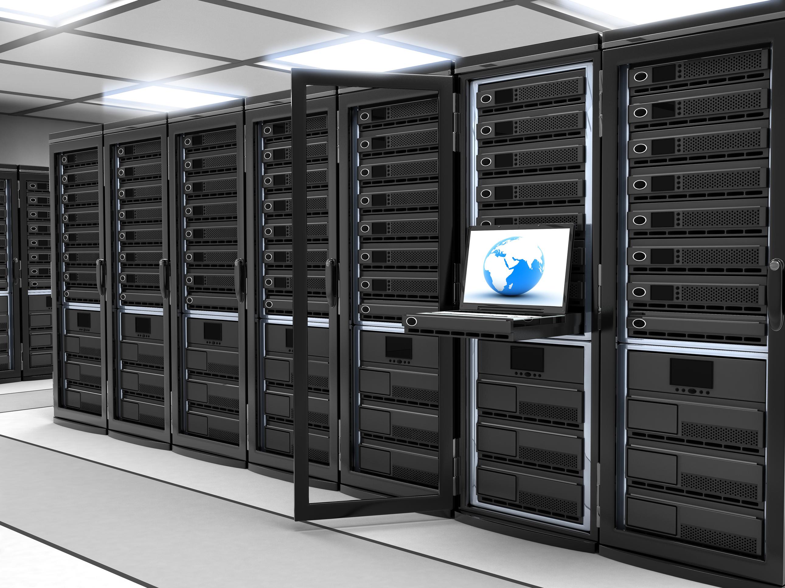Server Room Failover Design